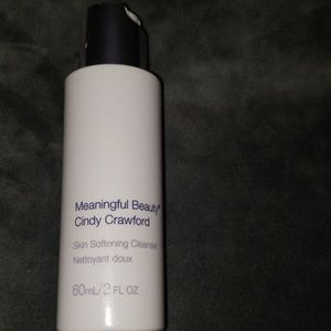 Cindy Crawford's Meaning Beauty Skin Softening Cle